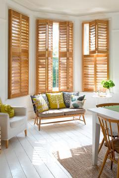 gallery8 Gorgeous wooden shutters