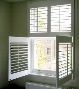 tier shutters for extra light